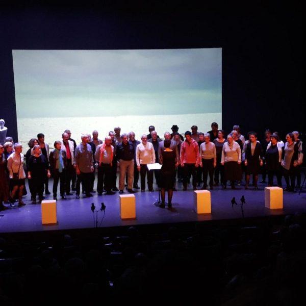 """Concert """"Sur la Place"""" au théâtre du Vellein"""